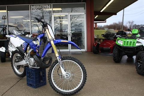 2015 Yamaha YZ250 in Franklin, Ohio