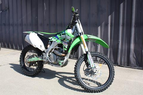 2015 Kawasaki KX 250F in Franklin, Ohio