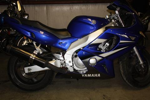 2007 Yamaha YZF600R in Franklin, Ohio