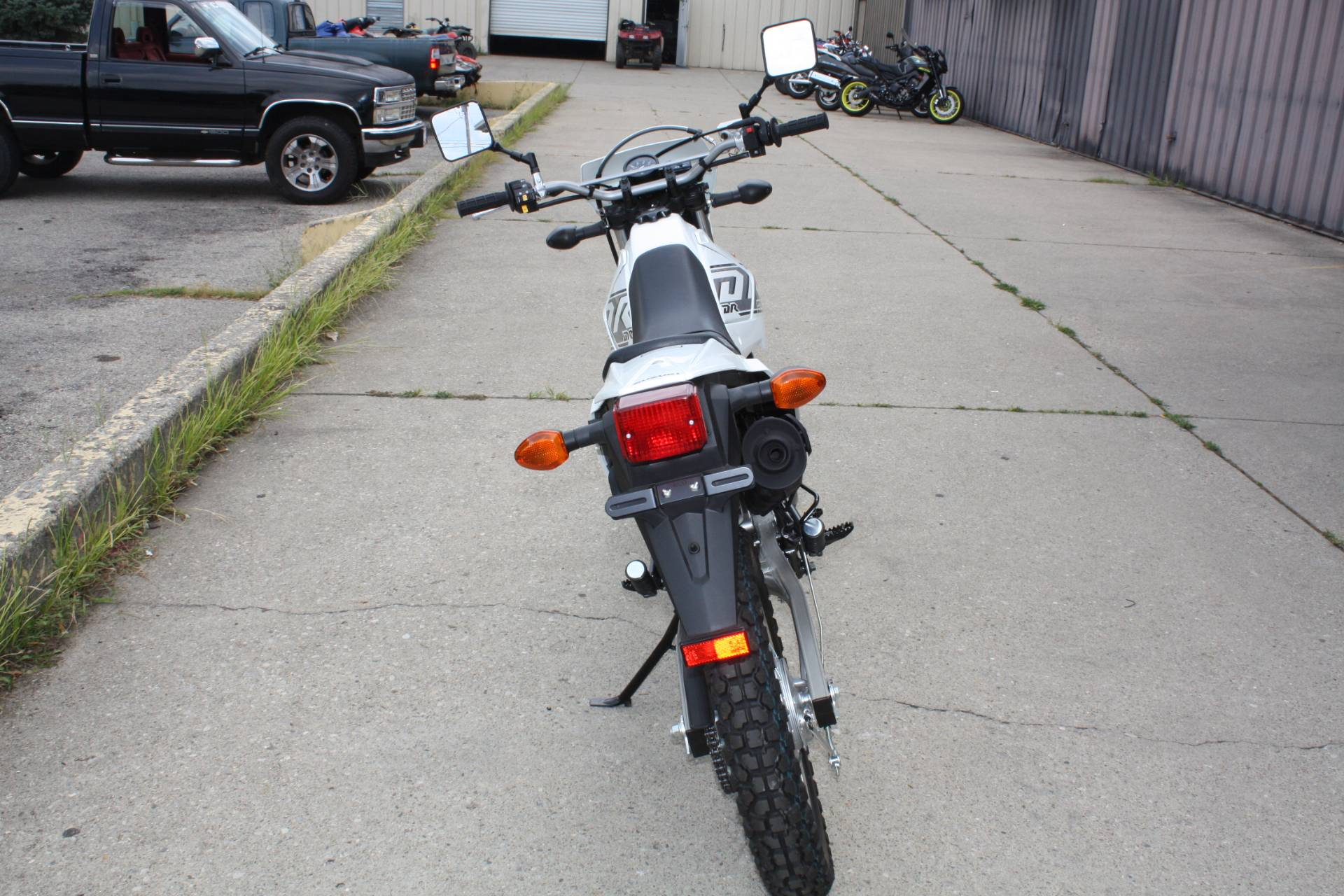 2018 Suzuki DR200 in Franklin, Ohio - Photo 3