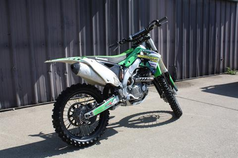 2015 Kawasaki KX 450F in Franklin, Ohio