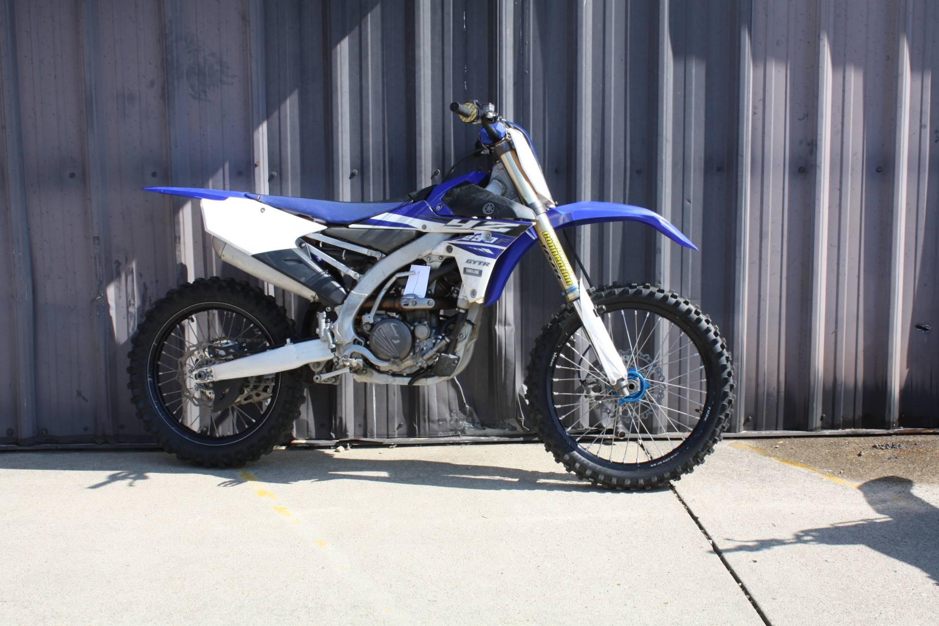 2015 Yamaha YZ250F for sale 20691