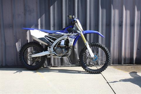 2015 Yamaha YZ250F in Franklin, Ohio