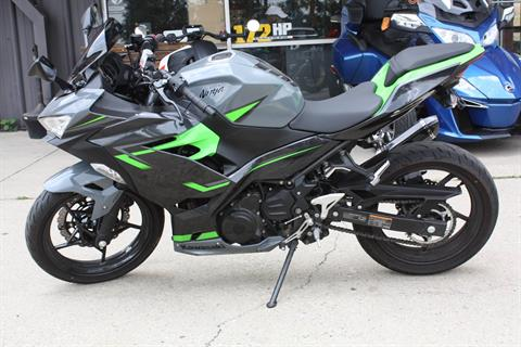 2019 Kawasaki EX400ABS in Franklin, Ohio - Photo 2