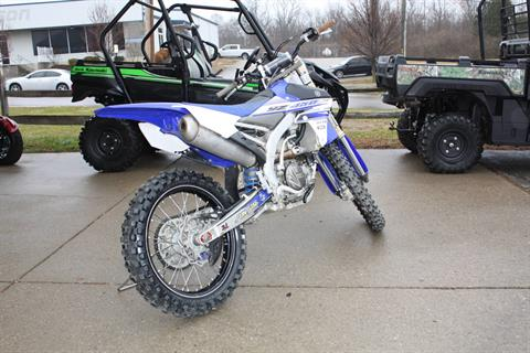 2016 Yamaha YZ450F in Franklin, Ohio