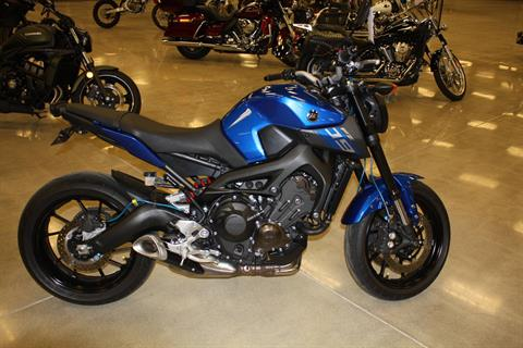 2016 Yamaha FZ-09 in Middletown, Ohio - Photo 1