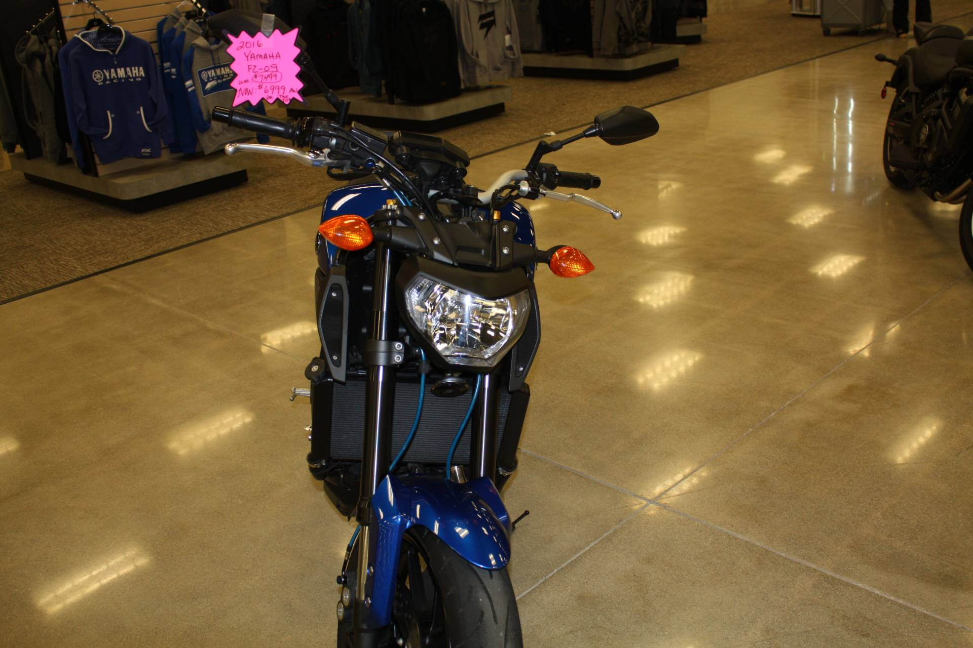 2016 Yamaha FZ-09 in Middletown, Ohio - Photo 4
