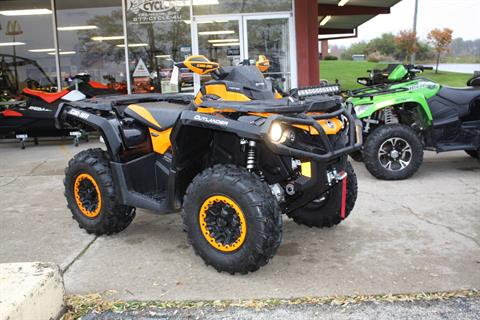 2015 Can-Am OUTLANDER XTP 800R in Franklin, Ohio