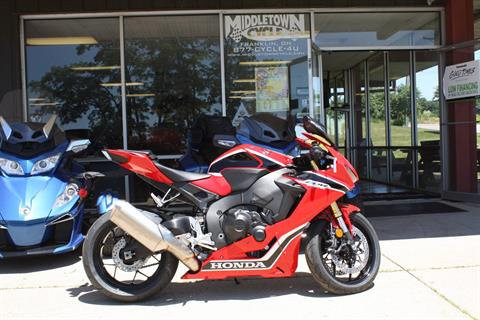 2017 Honda CBR1000RR in Franklin, Ohio