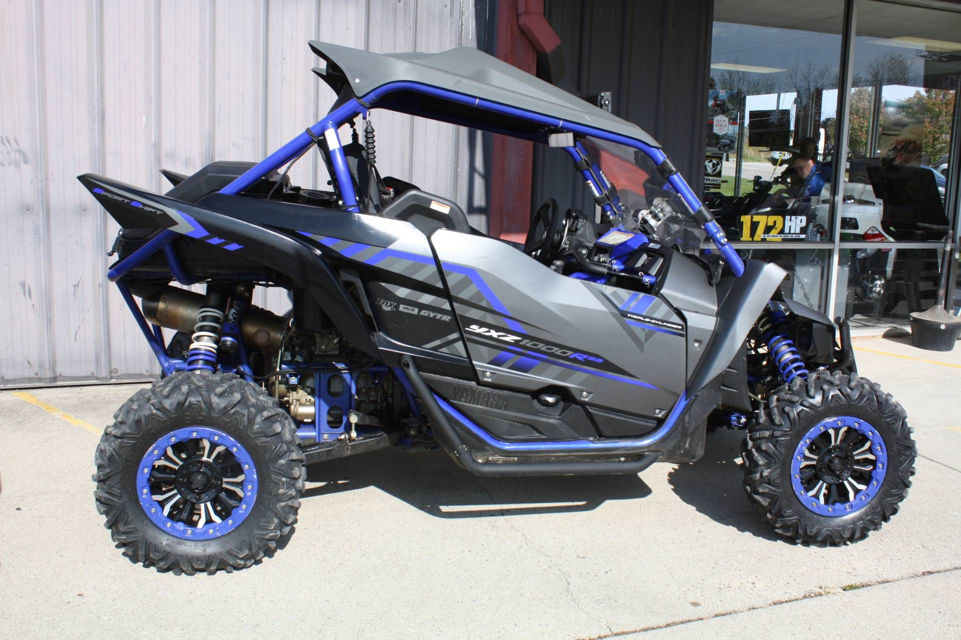 2016 Yamaha YXZ1000R SE in Franklin, Ohio - Photo 1