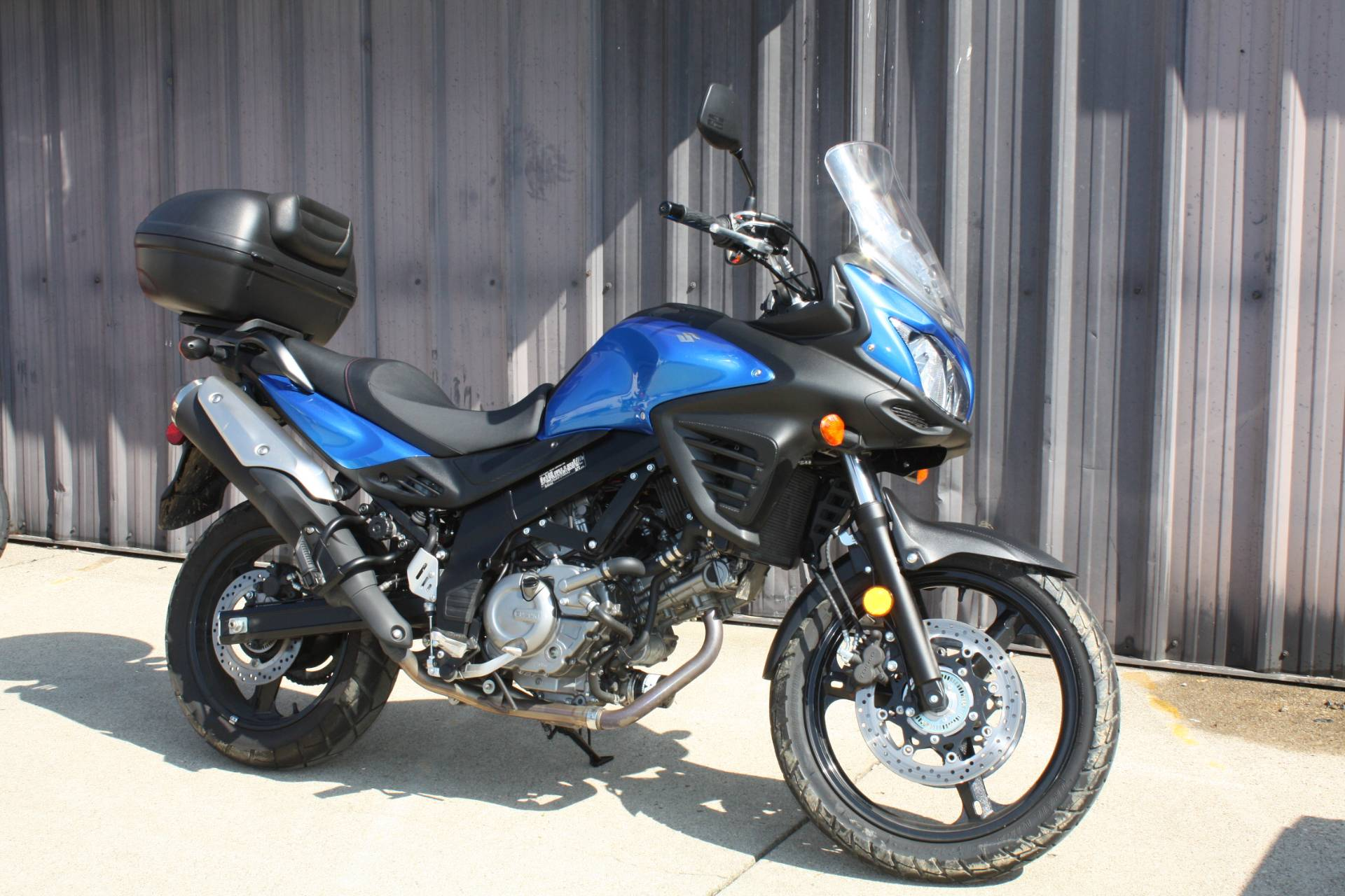 2015 Suzuki VSTROM 650 in Franklin, Ohio