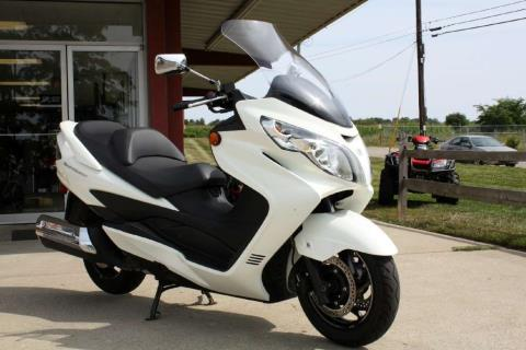 2012 Suzuki Burgman™ 400 ABS in Franklin, Ohio