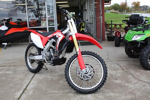 2017 Honda CRF 450R in Franklin, Ohio