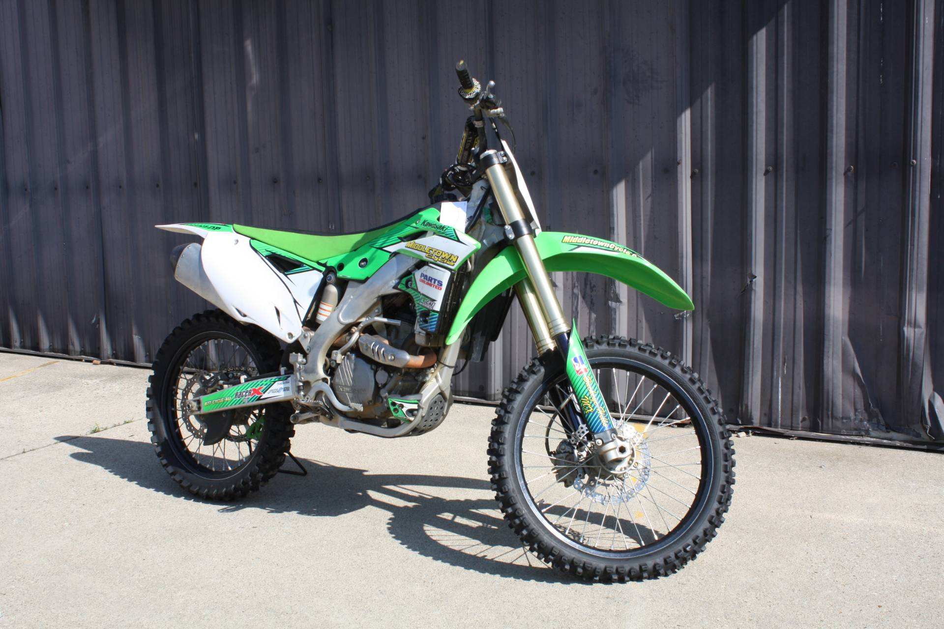2014 Kawasaki KX 250F in Franklin, Ohio