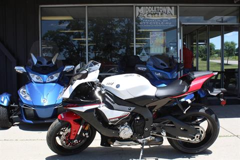 2016 Yamaha YZF-R1S in Franklin, Ohio