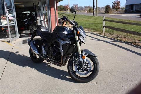 2015 Suzuki GSX-S750 in Franklin, Ohio