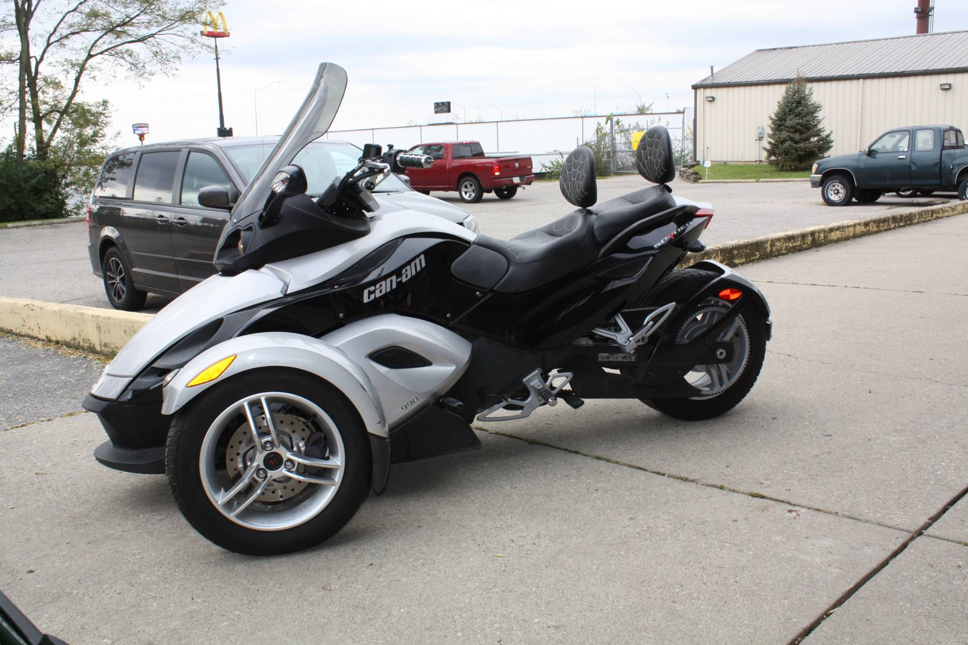 2008 Can-Am SPYDER GS SE5 in Franklin, Ohio
