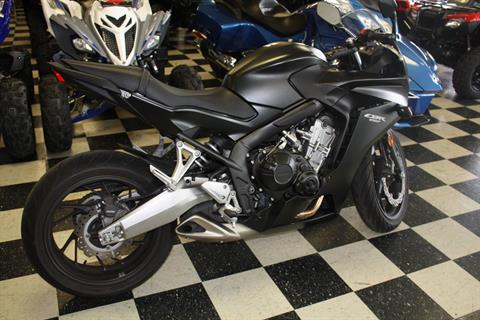 2016 Honda CBR650F in Franklin, Ohio