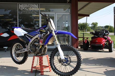 2014 Yamaha YZ450F in Franklin, Ohio