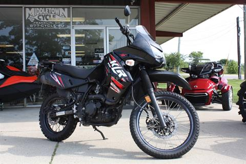 2013 Kawasaki KLR650 in Franklin, Ohio