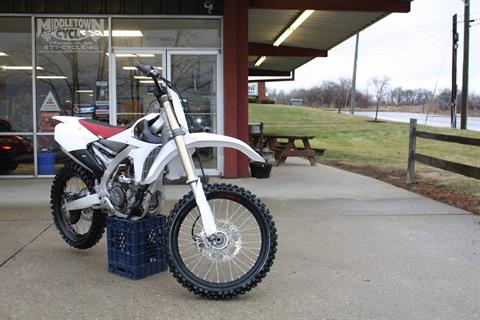 2017 Yamaha YZ250F in Franklin, Ohio