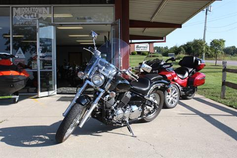 2013 Yamaha VSTAR CUSTOM in Franklin, Ohio