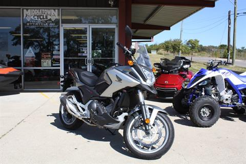 2016 Honda NC700X DCT in Franklin, Ohio