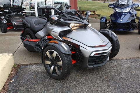 2015 Can-Am Spyder F3-S SE6 in Franklin, Ohio