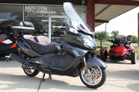 2007 Suzuki BURGMAN 650 in Franklin, Ohio