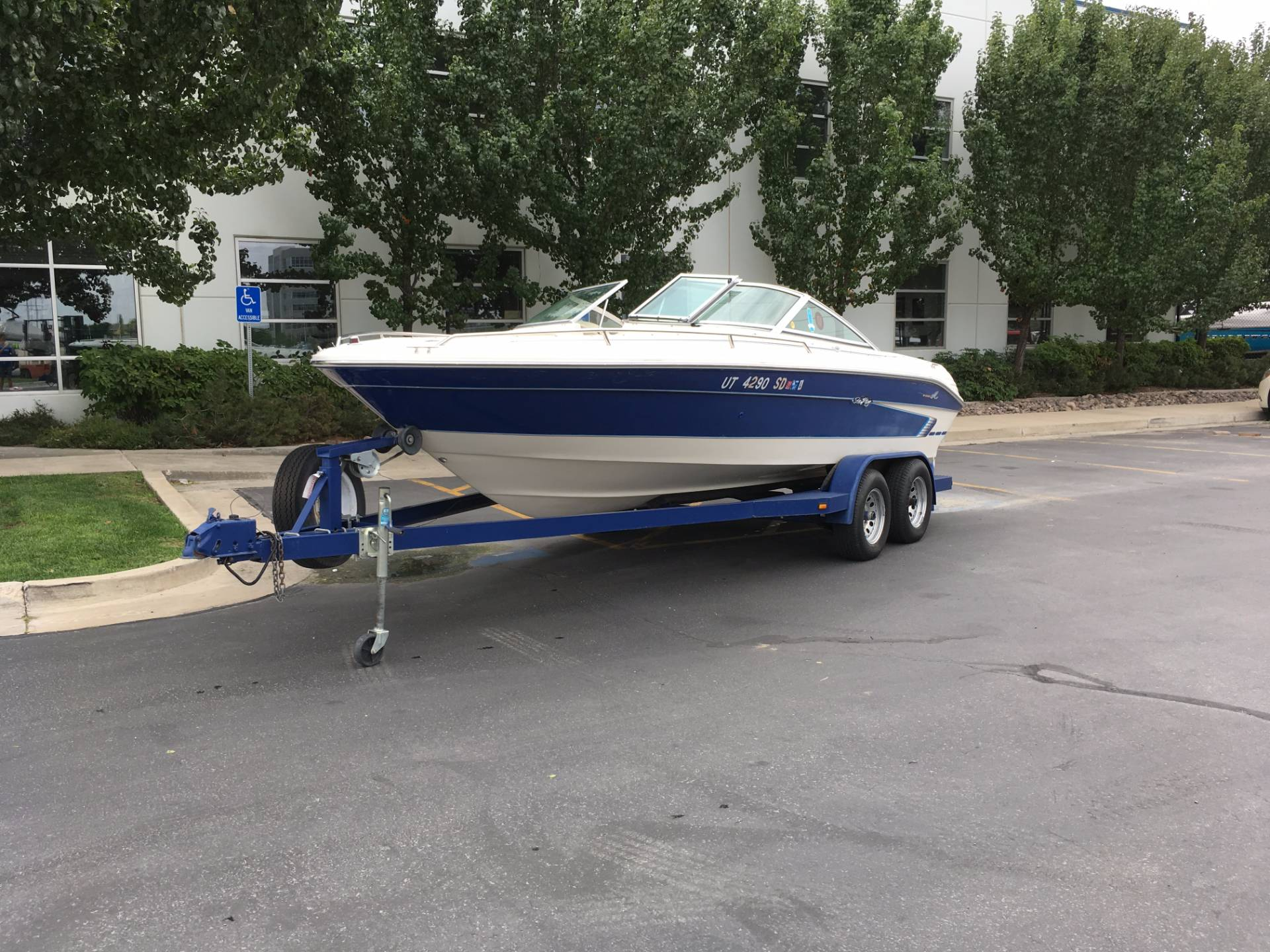 1994 Sea Ray BR 200 in Draper, Utah