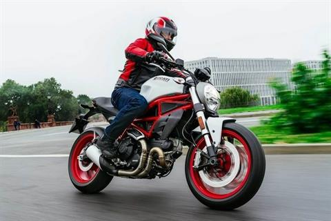 2018 Ducati Monster 797+ in Thousand Oaks, California