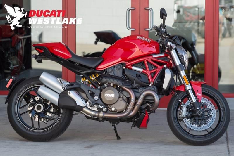 2017 ducati monster 1200 motorcycles thousand oaks california m041