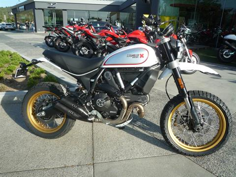 2017 Ducati Scrambler Desert Sled in Thousand Oaks, California