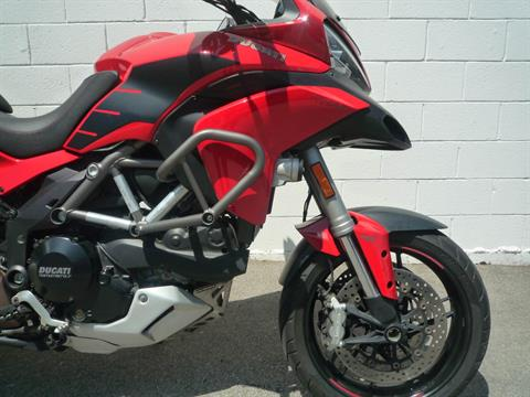 2014 Ducati Multistrada 1200 S Granturismo in Thousand Oaks, California