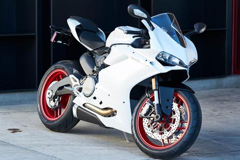 2018 Ducati Superbike 959 Panigale (US version) in Thousand Oaks, California