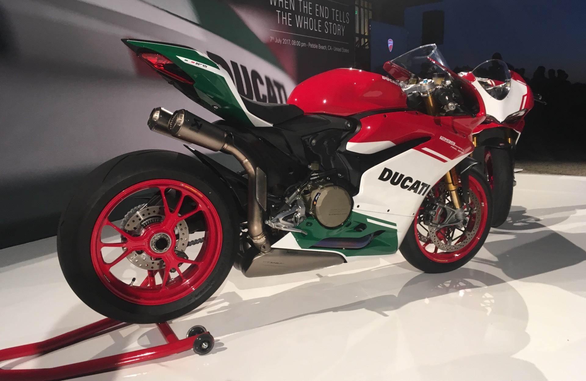 Ducati Of Westlake Ca