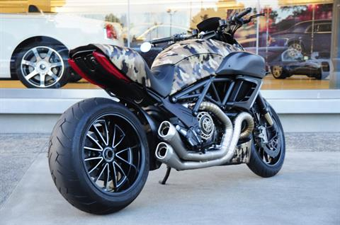 2013 Ducati Diavel Carbon in Thousand Oaks, California