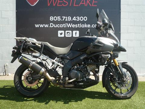 2014 Suzuki V-Strom 1000 ABS in Thousand Oaks, California