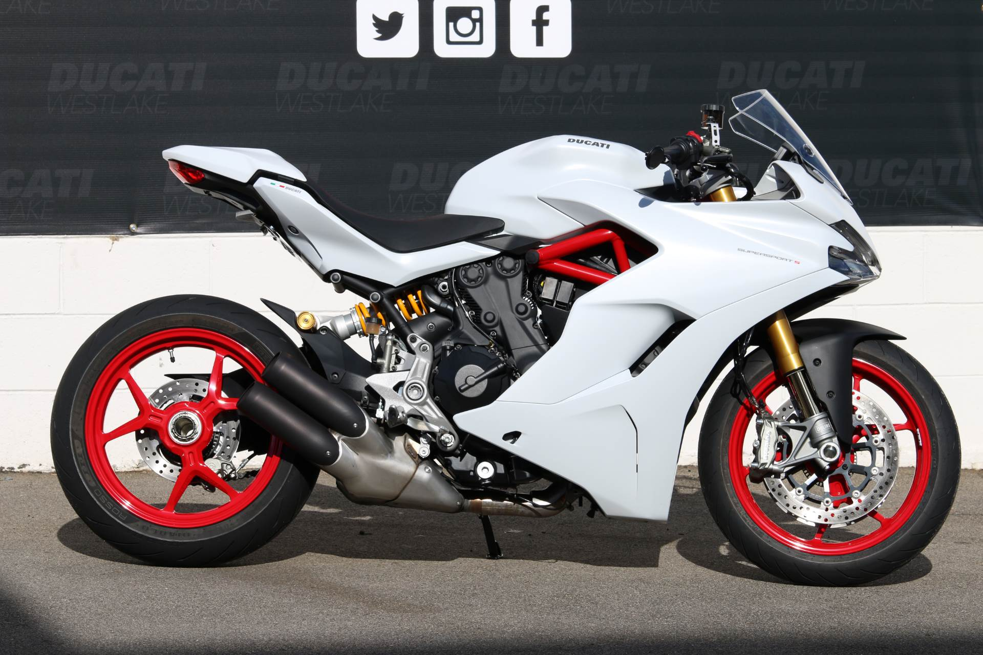 Ducati Supersort S Price