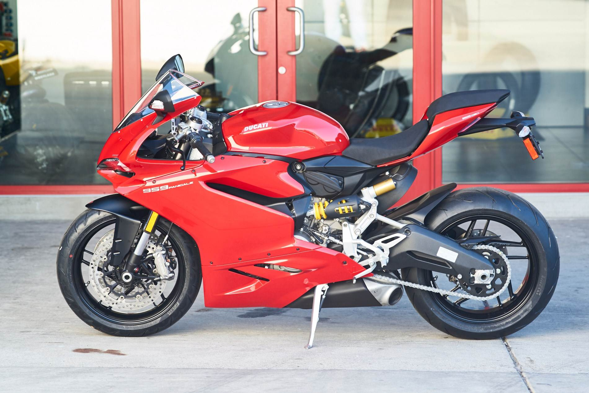 2017 ducati superbike 959 panigale (us version) motorcycles