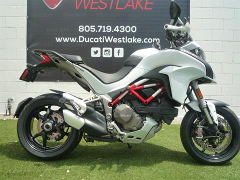 2015 Ducati Multistrada 1200 S in Thousand Oaks, California