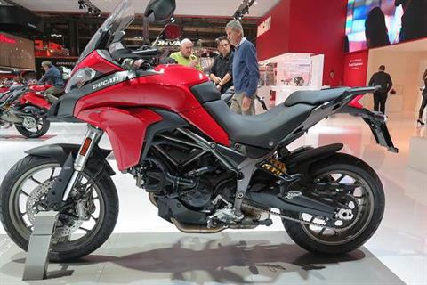 2017 Ducati Multistrada 950 in Thousand Oaks, California