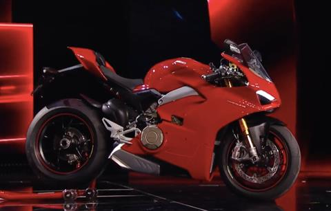 2018 Ducati V4 Panigale in Thousand Oaks, California