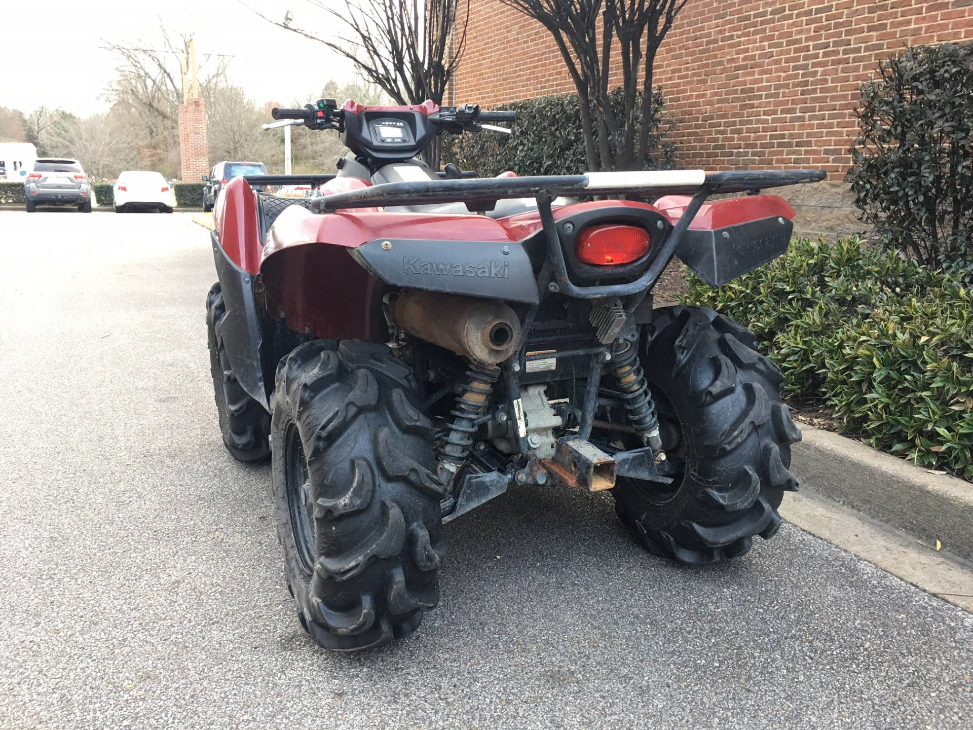 2011 Kawasaki Brute Force® 650 4x4i in Olive Branch, Mississippi