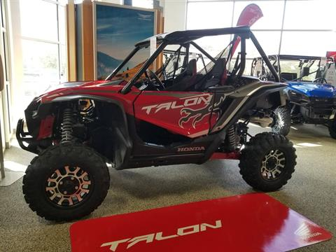 2019 Honda Talon 1000X in Olive Branch, Mississippi - Photo 1
