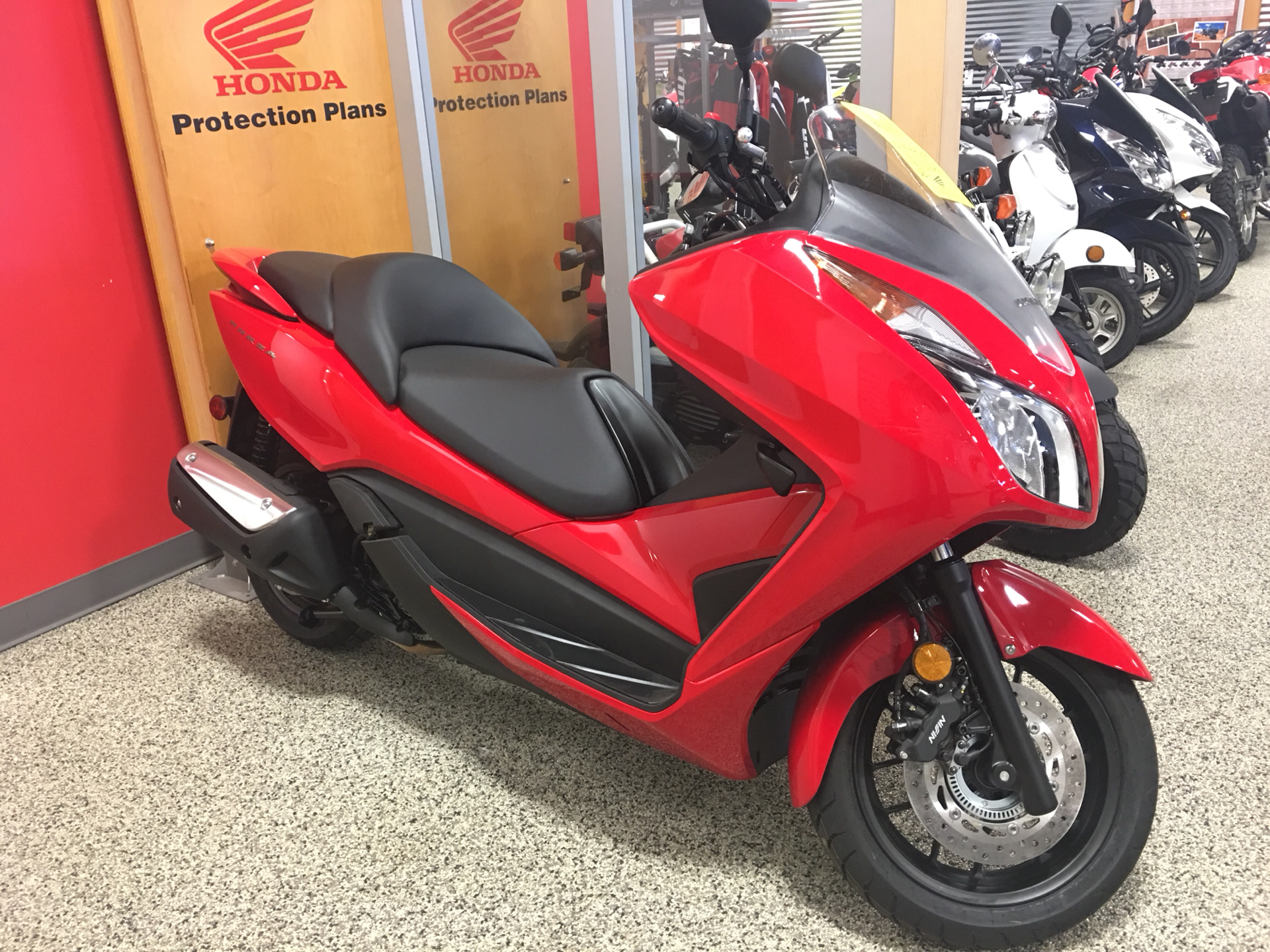2016 Honda Forza ABS in Olive Branch, Mississippi