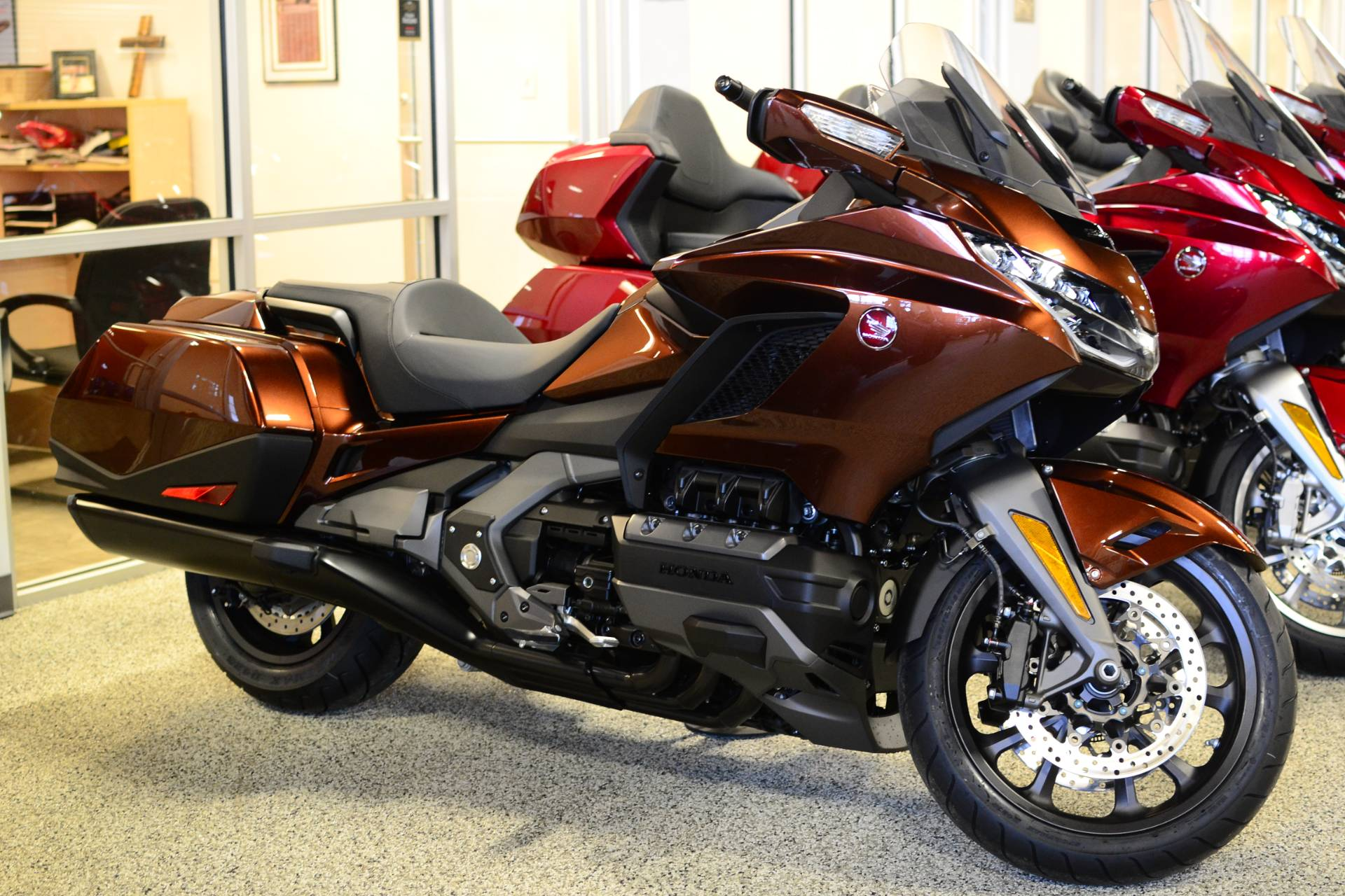 2018 Honda Gold Wing 1