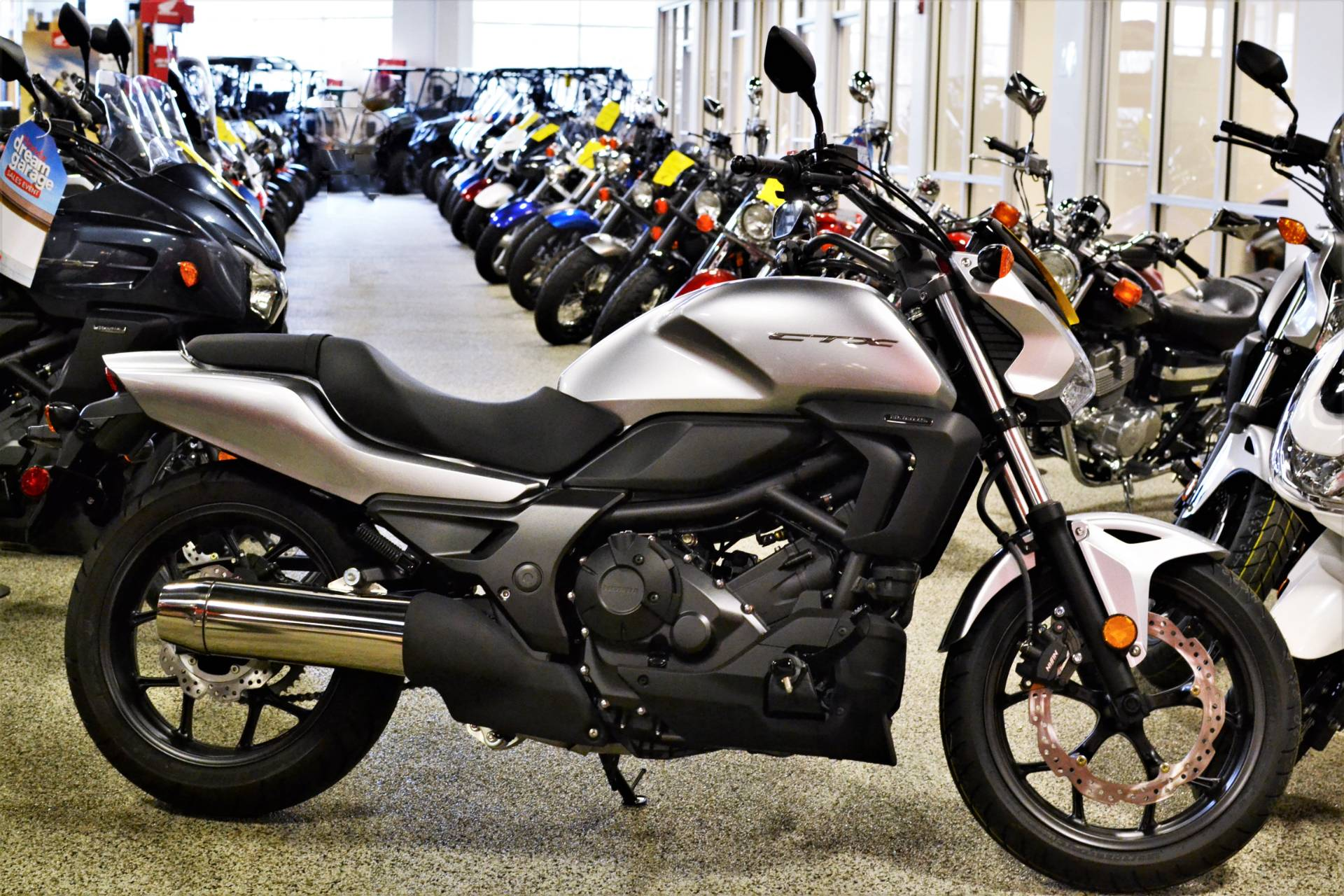 2015 Honda CTX®700N in Olive Branch, Mississippi