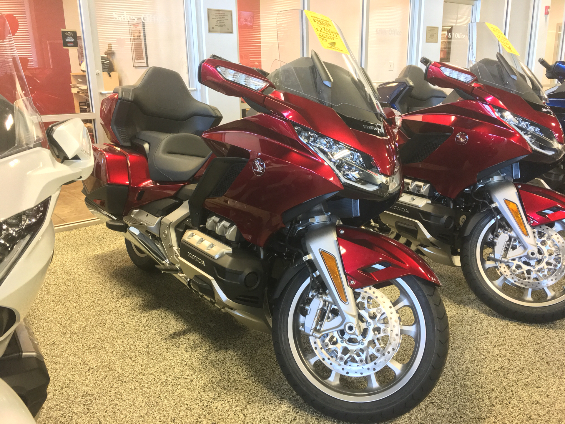 2018 Honda Gold Wing Tour in Olive Branch, Mississippi