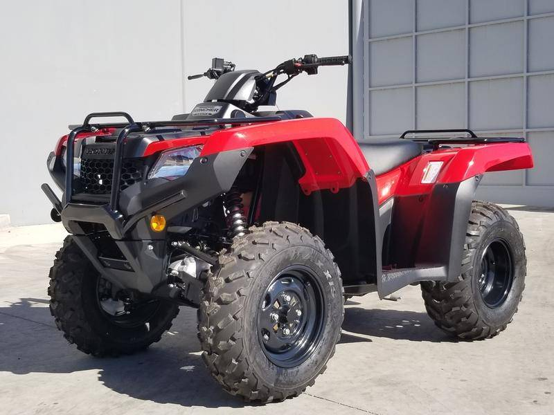 2020 Honda FourTrax Foreman 4x4 in Olive Branch, Mississippi - Photo 1